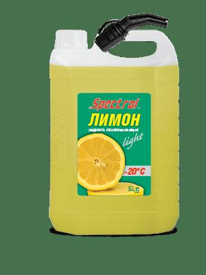 Стеклоомывающая жидкость Spectrol
