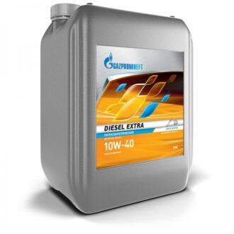 Масло моторное Gazpromneft Diesel Extra 10W-40