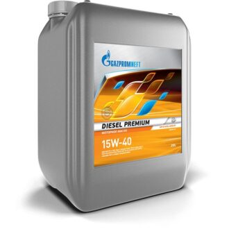 Масло моторное Gazpromneft Diesel Premium 15W-40