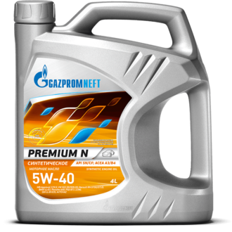 Gazpromneft Premium N 5W-40