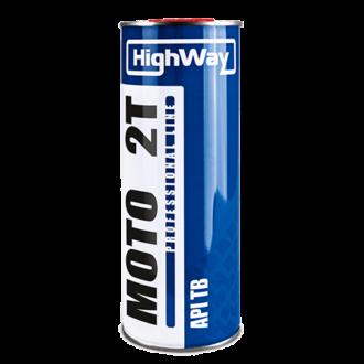 Мото масло HighWay 2T API TB