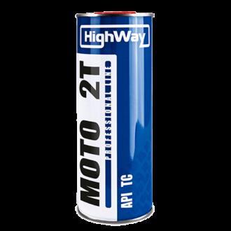 Мото масло HighWay2T API TC
