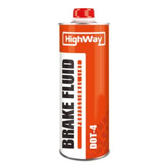 Тормозная жидкость DOT-4 HighWay