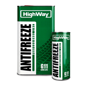 Антифриз -40 Зеленый G11